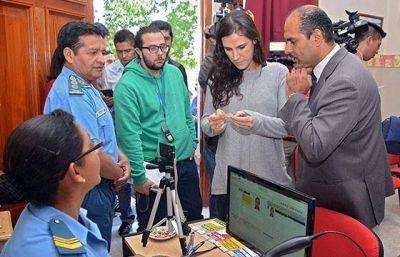 Nuevo sistema de admisión y control de visitas en el penal de Villa Las Rosas