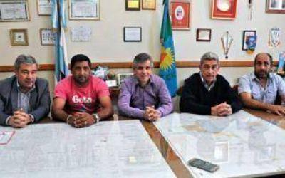 Chivilcoy: Britos anunció aumento y bono para los municipales