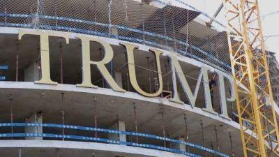 Ultiman detalles para construir una torre Trump en Buenos Aires