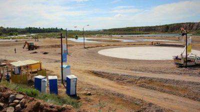 La playa del río: dudas sobre el impacto ambiental