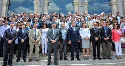 Bosetti resaltó la integración vial para una visión federal
