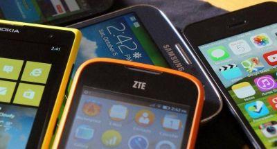 Impulsan proyecto para que los celulares tenga un registro único