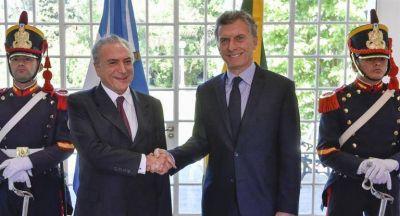 Panamá Papers: prensa brasileña asegura que Temer protege a Macri