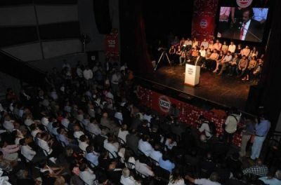 """El sector que preside la UCR es claro: """"Hay que terminar con el radicalismo llorón"""""""