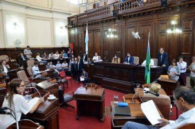 La Plata: el Concejo Deliberante aprobó la creación de cuatro nuevas delegaciones