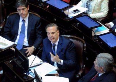 Senadores del PJ reciben a los gobernadores pero la reforma electoral está casi hundida