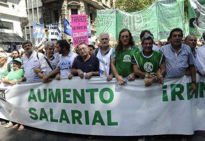 Vidal, sobre las paritarias: