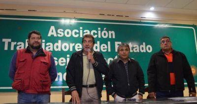 ATE lanzó un paro nacional de municipales