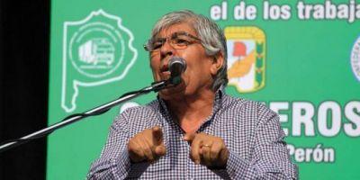 Hugo Moyano aseguró que se tomaría un café con Cristina Kirchner