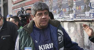 Pablo Moyano, desafiante: