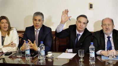 El FPV en el Senado no apoyará el proyecto de reforma política del Gobierno