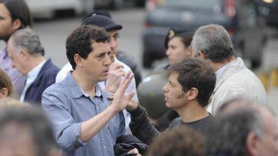 """Wado de Pedro cruzó a Diego Bossio: """"Para defender al pueblo peronista hay que tener huevos"""""""