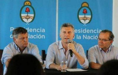 El mensaje de Macri a los hermanos Capitanich
