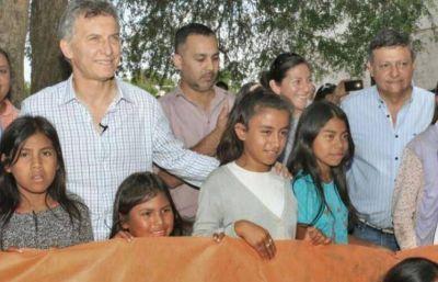 Peppo y Macri acordaron la continuidad de obras para Chaco