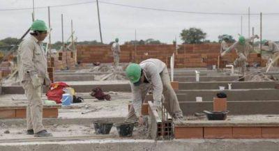 Corrientes pudo sostener el empleo con la obra pública
