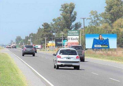 Aubasa confirmó la repavimentación total de la Autovía 2 en los próximos seis años