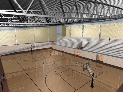 Sánchez anunció la construcción de un polideportivo a 2019