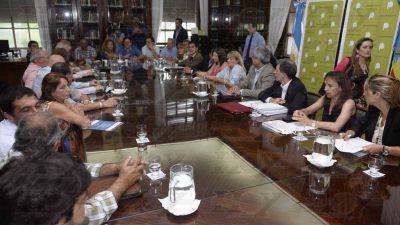 Provincia: convocan a nueva reunión paritaria para el 30 de noviembre