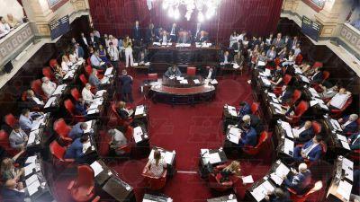 El Senado pidió que ABSA no reclame deudas generadas tras el aumento