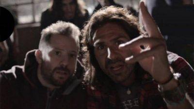 Otra de Ottavis: rol protagónico en un clip musical