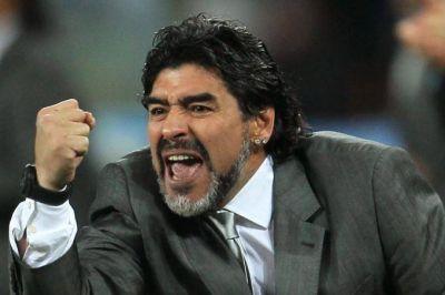 Diego Armando Maradona, más cerca de ser ciudadano ilustre de la Provincia