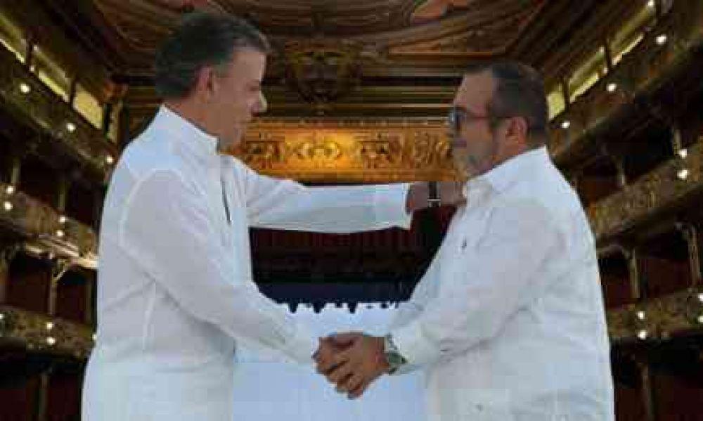 Colombia. La segunda es la vencida.