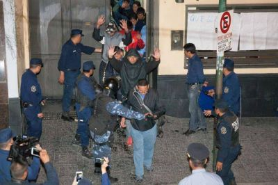 Liberarían a los detenidos por la toma de la UTA