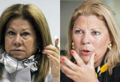 Graciela Camaño cargó contra Elisa Carrió: