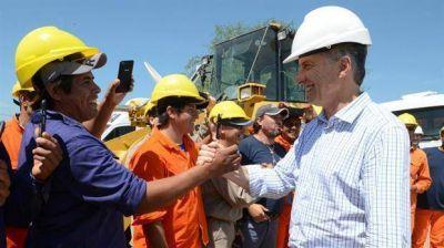 Macri analiza una ofensiva contra los