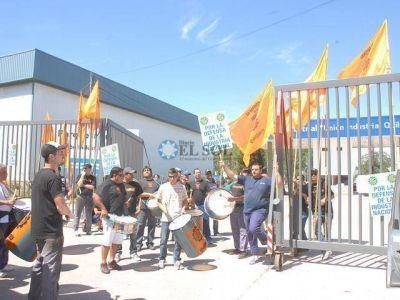 La UOM protestó en el PITQ