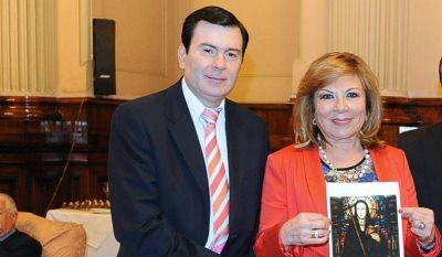 Michetti va a participar del homenaje a Mama Antula