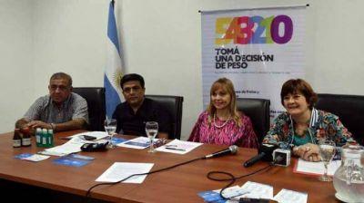 El IOSEP lanza una campaña contra la obesidad