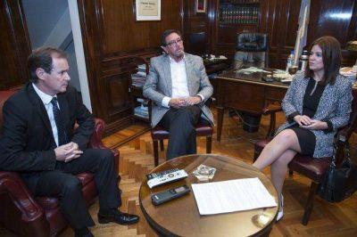 Tras reunirse con Bordet, Kunath y Guastavino criticaron la reforma electoral