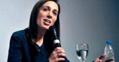 Vidal envía una clave ley pyme bonaerense
