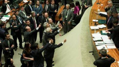 Brasil: analizan votar una autoamnistía para los delitos de corrupción