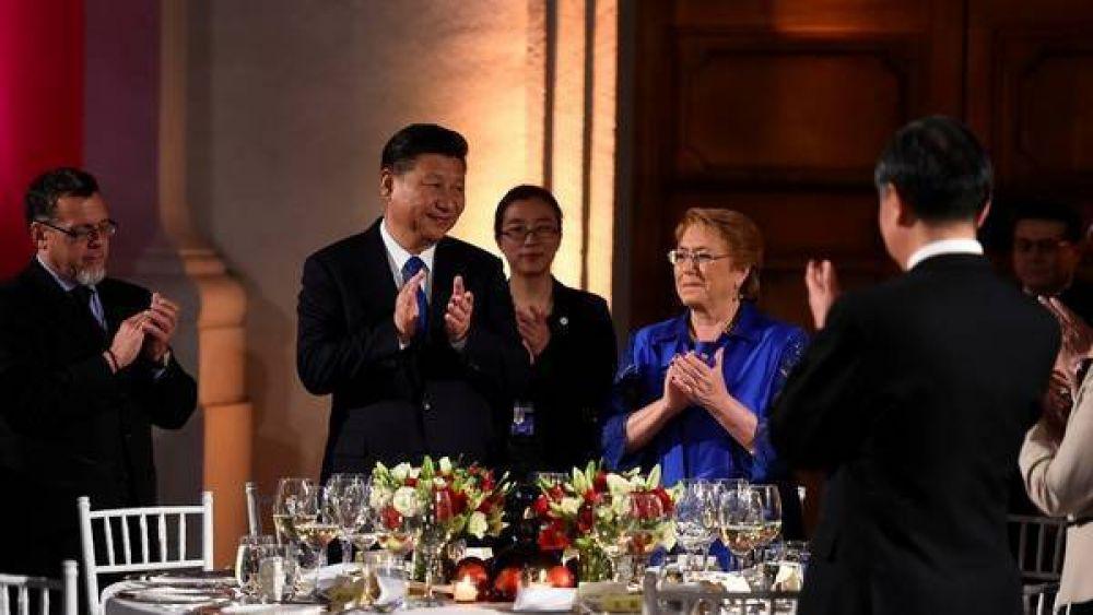 EE.UU. se aisla y China toma la posta en América Latina
