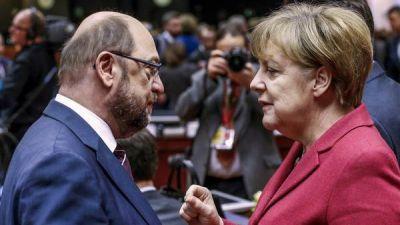 La alemana Ángela Merkel ya tendría rival