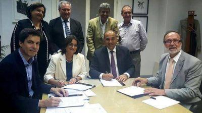 Tucumán y Catamarca firmaron la puesta en marcha del dique Potrero del Clavillo