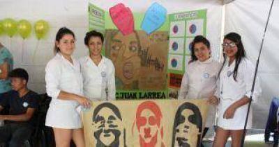 Estudiantes tucumanos concientizaron sobre la violencia de género