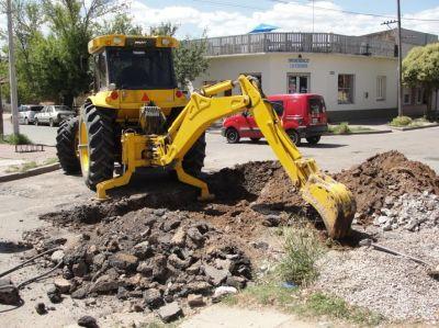 Concejales se quejaron por la cantidad de baches que existen en el ejido urbano