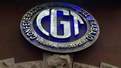 La CGT local cree que las cifras del desempleo son aún mayores