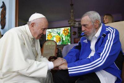 El papa Francisco manifestó su pesar por la