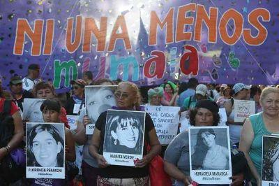 #NiUnaMenos: 99% de encuestadas vivió una situación violenta con su pareja