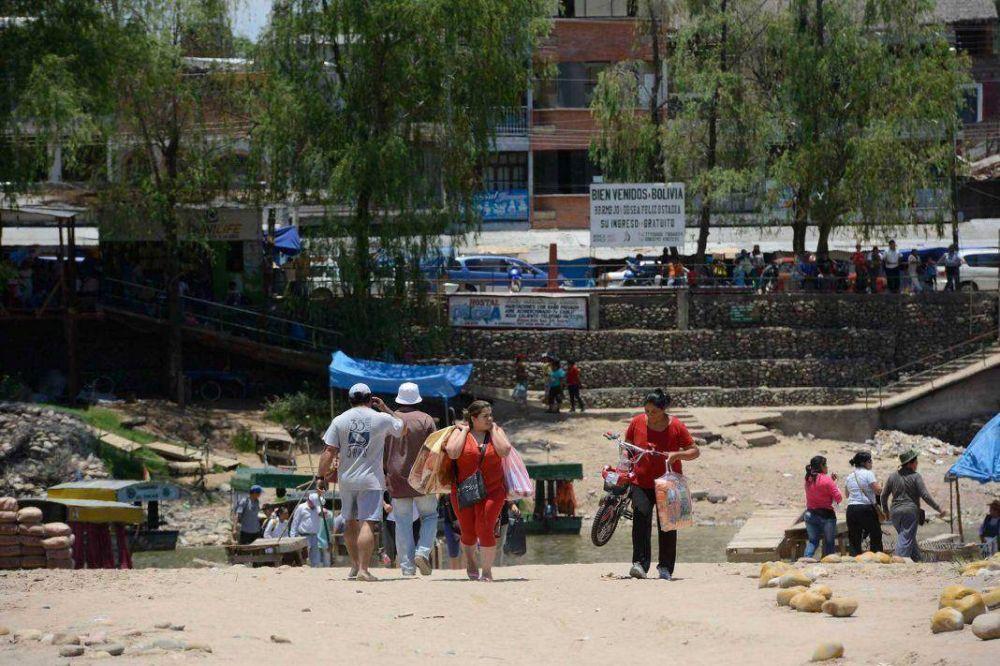 Advierten que la frontera entre Salta y Bolivia es el origen de la trata y la explotación