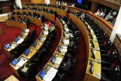 La Legislatura gastará $ 1.950 millones durante el próximo año
