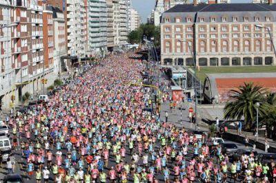 Se lleva a cabo una nueva edición del Maratón