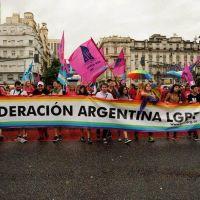 Masiva participación en la 25° Marcha del orgullo LGBTIQ