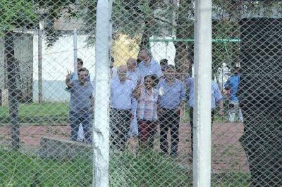 Apoyo de diputados del Parlasur a Milagro Sala