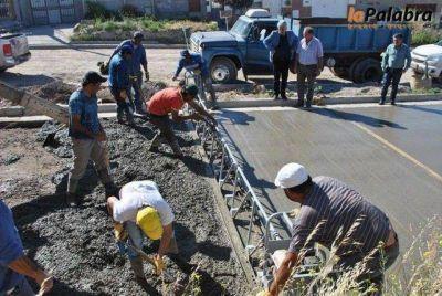 Obras de infraestructura en Patagones con más de 40 millones de pesos de inversión