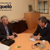 20 millones de pesos para el municipio de Salliqueló para la construcción de 20 cuadras de pavimento